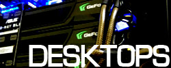 gaming desktop computers